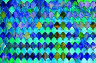 Sxrr 9004 Sapphire Stained Glass 500X375